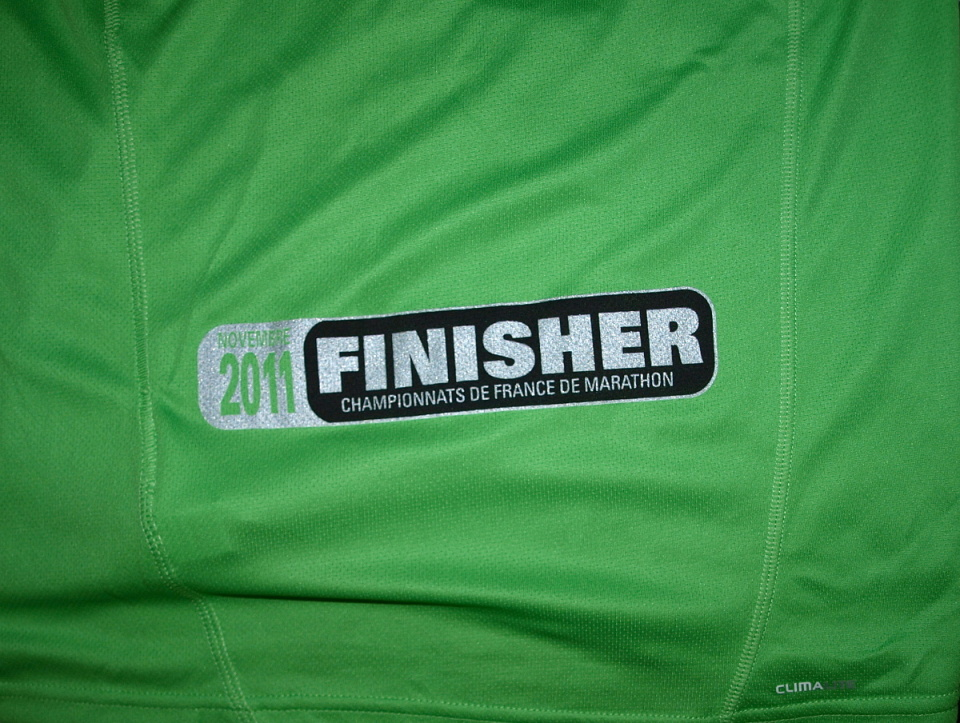 Finisher (at least)