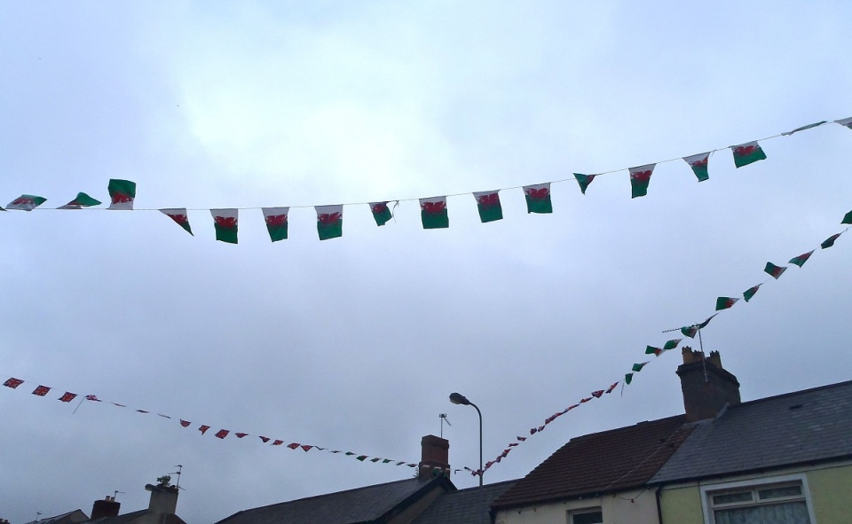 Let there be bunting