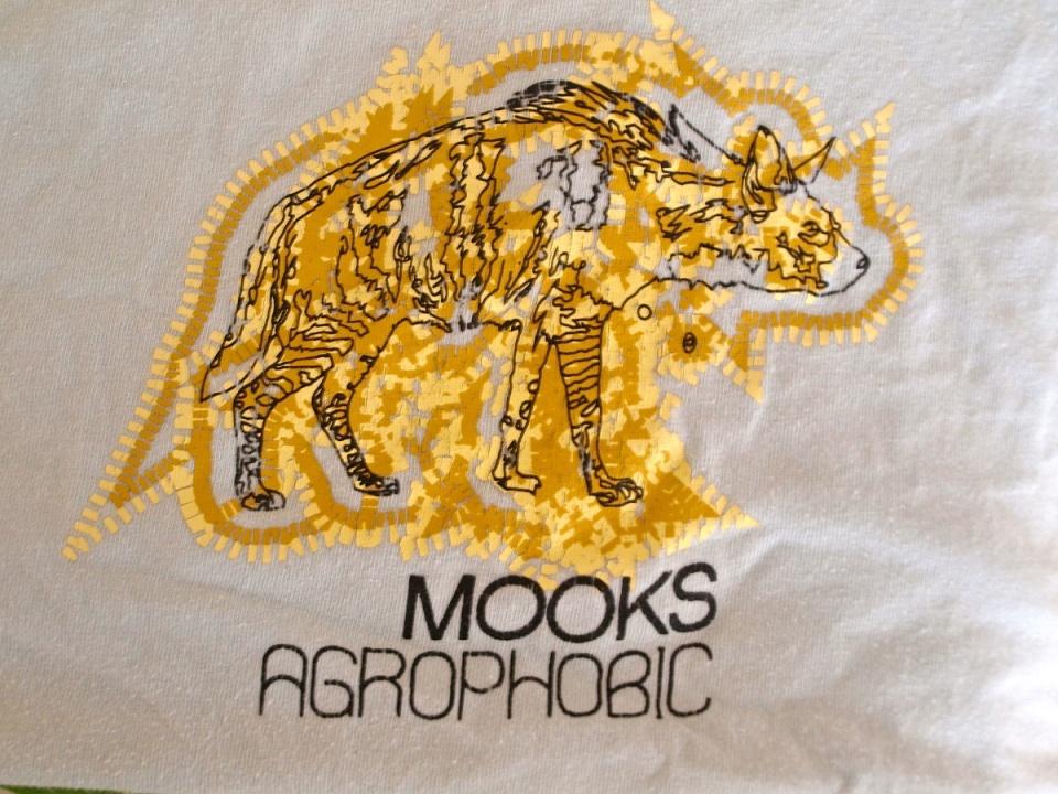 MOOKs - agrophobic