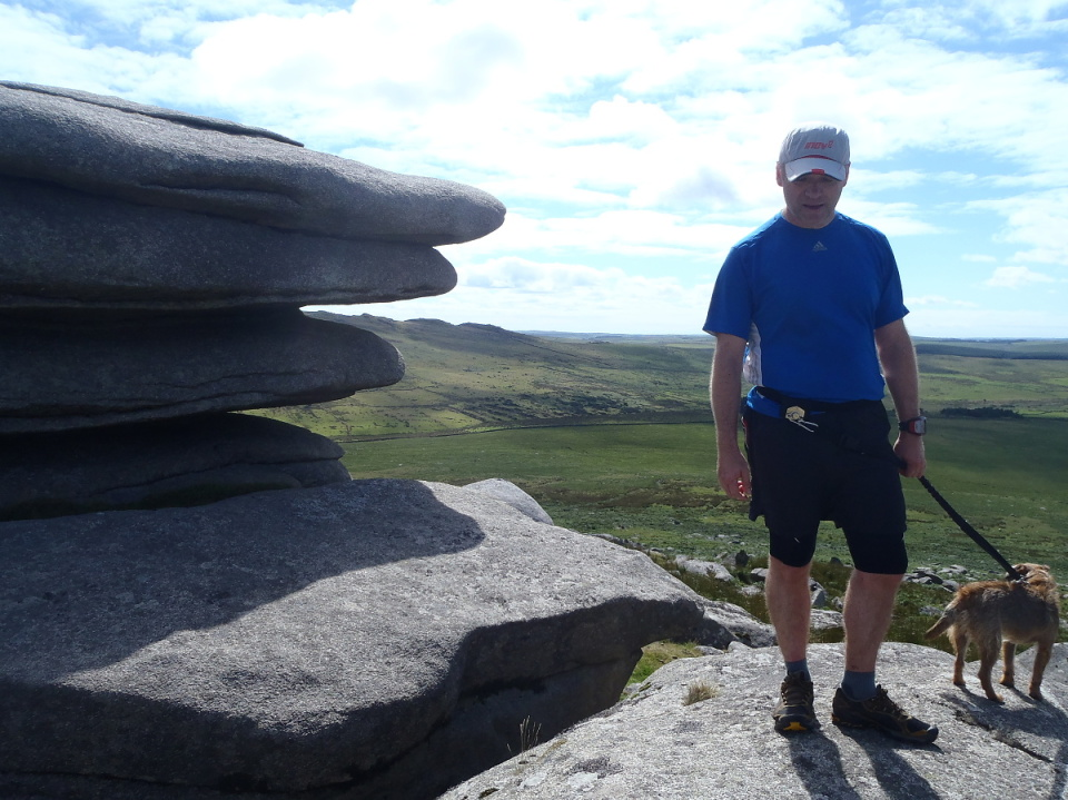 Atop Little Rough Tor