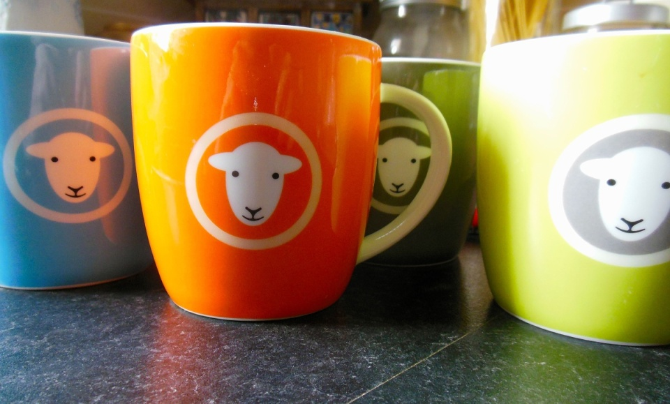 A herd of herdy (mugs)
