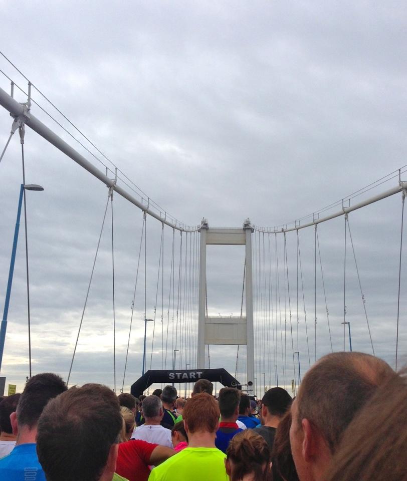 Severn bridge half marathon
