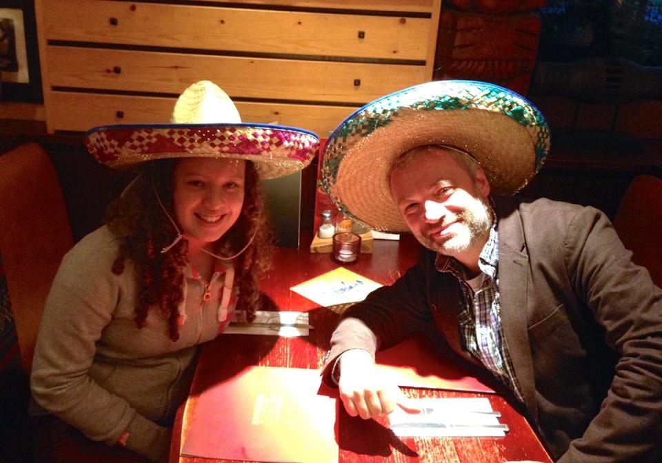Sombrero time
