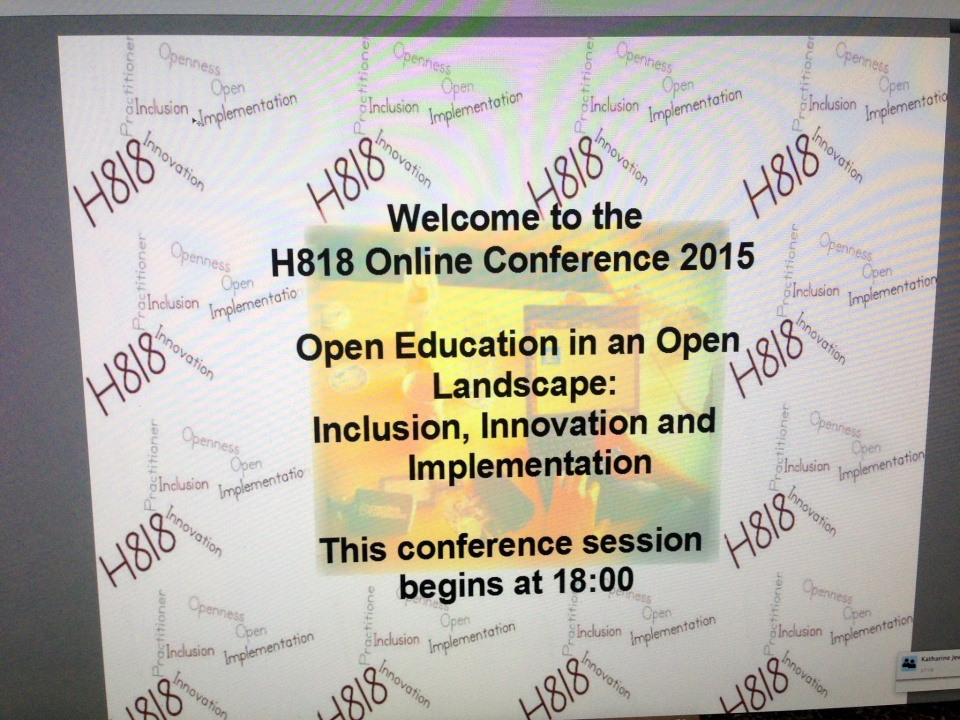 H818 conference