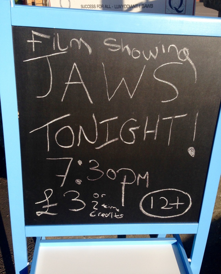 Jaws night
