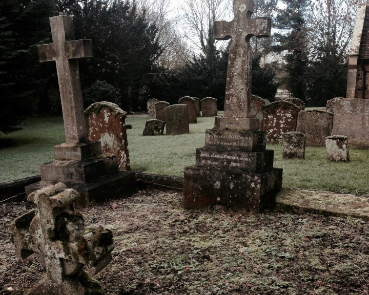 Frosty graves