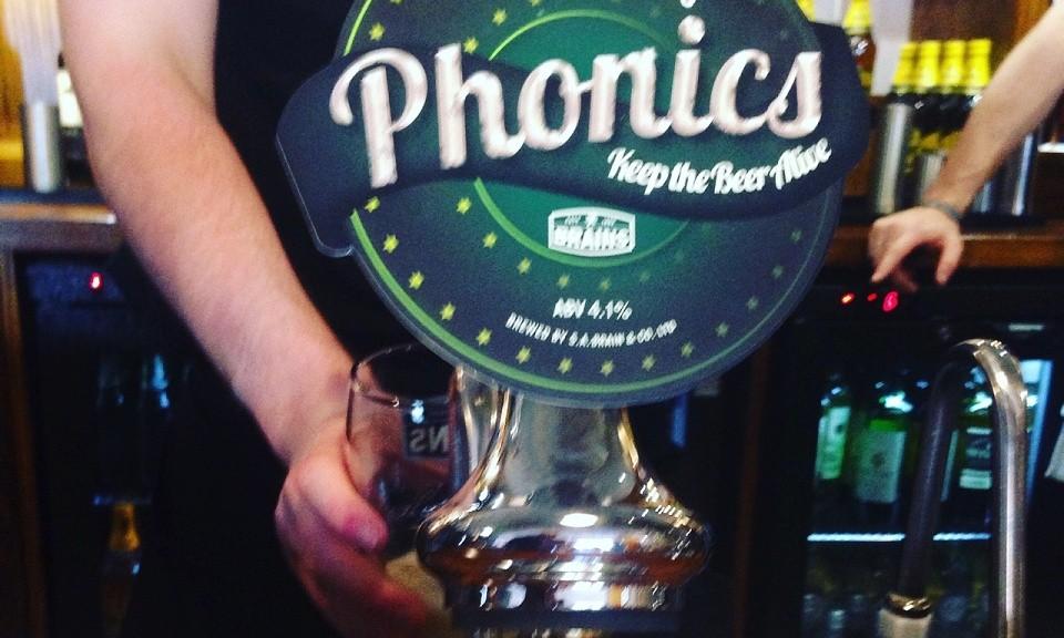 Phonics beer
