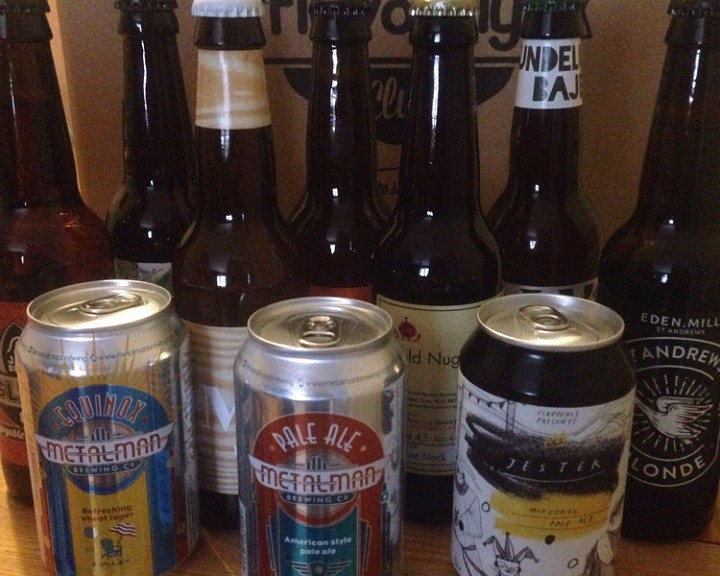 Beer club delivery