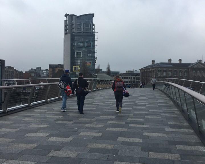 Farewell Belfast