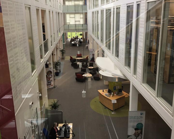 OU library