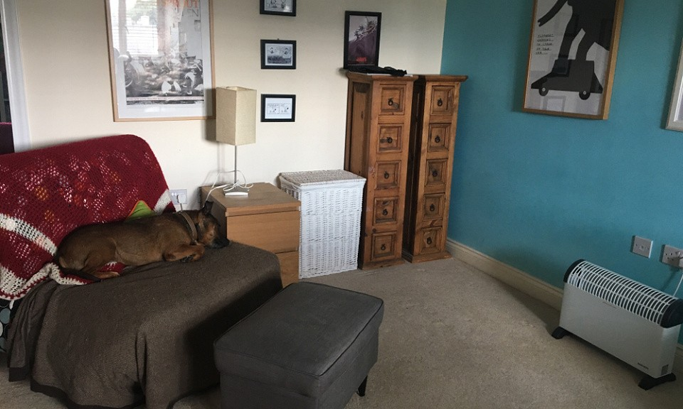 Room rearrange