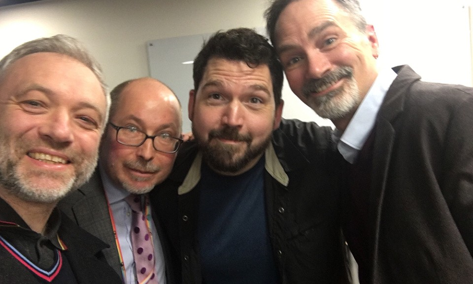 The beard guys