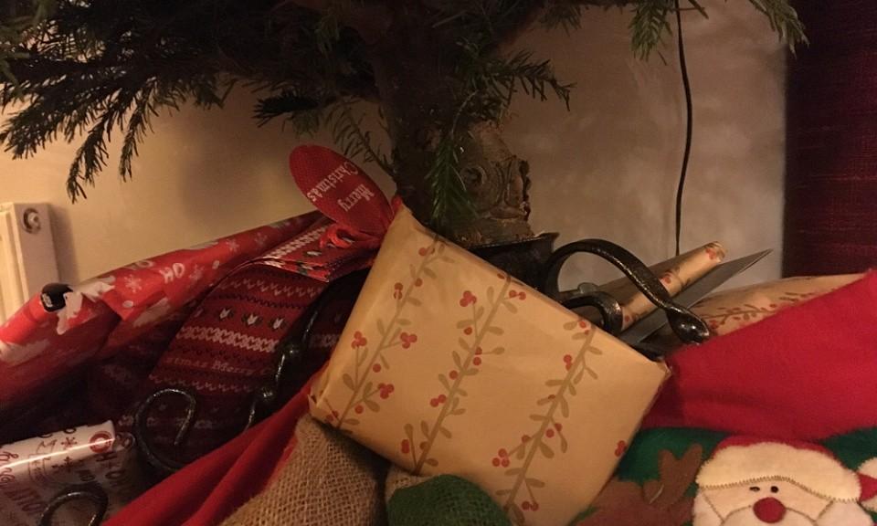 It's a wrap