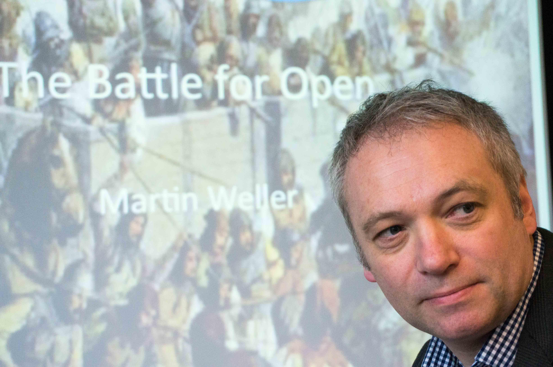 Martin Weller